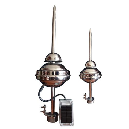 ESE Lighting Arrester System  sc 1 st  Ennov Infra Solutions & Advanced Lightning Arrester - ESE Lightning Arrestor and ESE ... azcodes.com